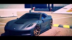 stanced muscle cars gta 5 stanced corvette z06 remade video muscle car youtube
