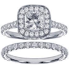 Wedding Ring Sets by How To Choose Diamond Wedding Rings Sets Rikof Com