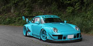 widebody cars forza horizon 3 porsche bodykit manufacturer rwb spotted in forza horizon 3