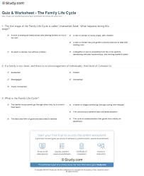 family life merit badge worksheet worksheets