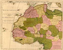 Africa Colonial Map by Map Of North Africa