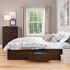 Upholstered Headboard Storage Bed by Storage Bed Shop The Best Deals For Oct 2017 Overstock Com