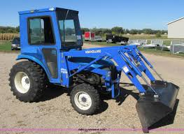 2003 new holland tc29 tractor item e5198 sold october 2