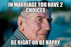 Happy Marriage Meme - to those who want to get married the meta picture