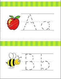 printable alphabet line printable printable alphabet cards with lines teach letter sound