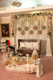 Inexpensive Home Decor Ideas by Indian Engagement Decoration Ideas Home Decorating Idea