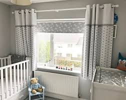 Nursery Curtain Nursery Curtains Etsy