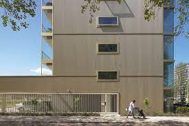 zilverzijde u201d social housing atelier kempe thill archdaily