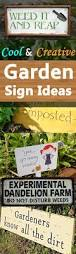 garden sign ideas gardens signs and searching