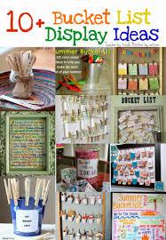 tuesdayten 10 bucket list display ideas teacher by trade