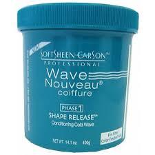 how to care for wave nouveau hair wave nouveau coiffure shape release phase 1 14 1oz jar texas