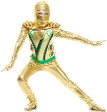 amazon com big boys u0027 gold ninja avengers series iii costume toys
