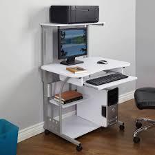 Corner Computer Workstation Desk Office Contemporary Computer Desk Small Computer Workstation