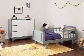 Crib That Attaches To Bed Junior Bed Conversion Kit For Hudson And Scoot Crib Babyletto