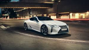 lexus sports car model lexus lc luxury performance coupé lexus uk