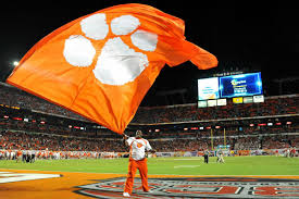 Clemson Flags The Day After Clemson Signing Day Class Needs Shakin The Southland