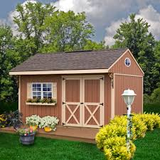 Outdoor Shed Kits by Best Barns Northwood1014 10 U0027 X 14 U0027 Northwood Storage Shed Kit