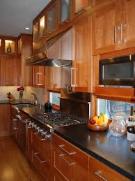 are cherry kitchen cabinets out of style cherry cabinets ligher floor cherry wood kitchen cabinets