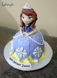 sofia the cake 3d princess sofia cake cakes pk