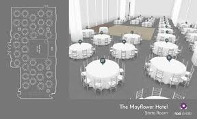 mayflower floor plan the mayflower in washington d c noel events