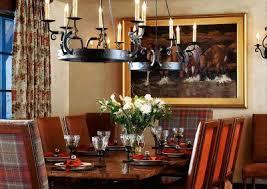 Kitchen And Dining Room Interior Design Elizabeth Robb Interiors - Dining room spanish