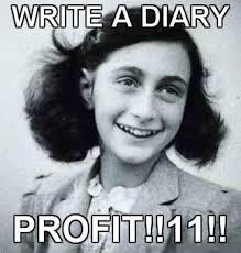 Profit Meme - write a diary image macros