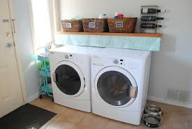 multifunctional spaces our kitchen laundry nook
