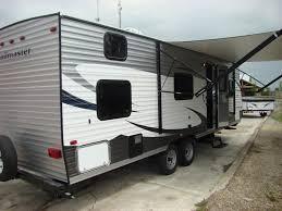 quad slide bedroom travel trailer rv for queen beds wildwood 4002q