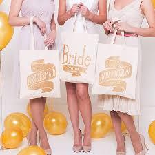 bridesmaid gift bag bridesmaid tote bag by alphabet bags notonthehighstreet