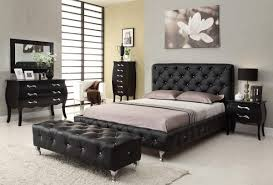 Black And Mirrored Bedroom Furniture Mirrored Bedroom Furniture Sets White Wooden Bedside Table