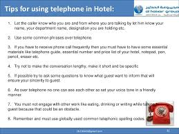 Tips For Making Your Guest List by Professional Telephone Etiquette