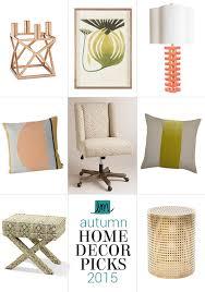 Home Decor Trends Spring 2017 Spring 2017 Home Decor Picks Lesley Myrick Art Design