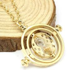 hermione necklace images Hermione rotating time turner gold silver necklace best fantasy shop jpg