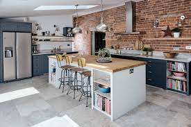 kitchen industrial style granite industrial style kitchens white