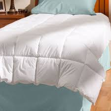 Home Design Down Alternative King Comforter by Allerease Down Alternative Cotton Allergy Protection Comforter