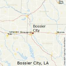 louisiana map cities best places to live in bossier city louisiana