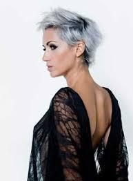 funky hairstyle for silver hair 16 korte kapsels voor vrouwen die net wat anders willen hair