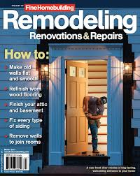 Fine Woodworking Magazine Subscription Renewal by Sip 52 Remodeling Renovations And Repairs Fine Homebuilding