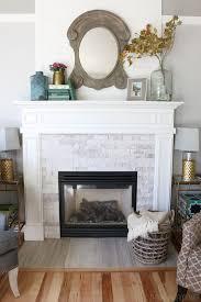 diy fall mantel decor ideas to inspire landeelu com decorating your mantelpiece for spring simple fireplace mantel
