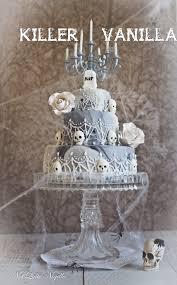 halloween marble cake not quite nigella