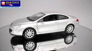 peugeot 407 coupe peugeot 407 coupe welly 1 24 youtube