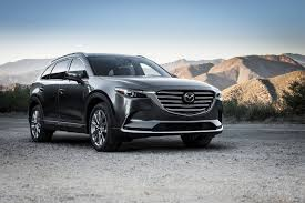 mazda 23 2017 mazda cx 9 is here and it has a new 2 5l turbo