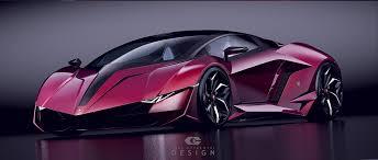 lamborghini concept car lamborghini concept car resonare by paul breshke hypercars