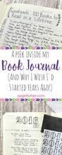 a peek inside my reading journal u0026 why i wish i u0027d started years ago