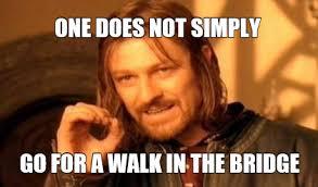 Advice Mallard Meme Generator - meme maker bridge all soles
