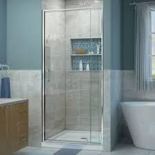Leaking Shower Door Shower Shower Doors Frameless Sliding For Tublass 60x75
