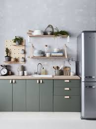 best paint for kitchen cabinets nz this green kitchen ideas will make your personal space fresh