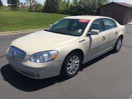 used 2011 buick lucerne sedan pricing for sale edmunds