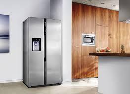 cuisine frigo americain comment aménager sa cuisine pour mettre un frigo américain