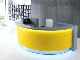 Reception Desk Curved Circular Reception Desks Circular Reception Desk Dimensions